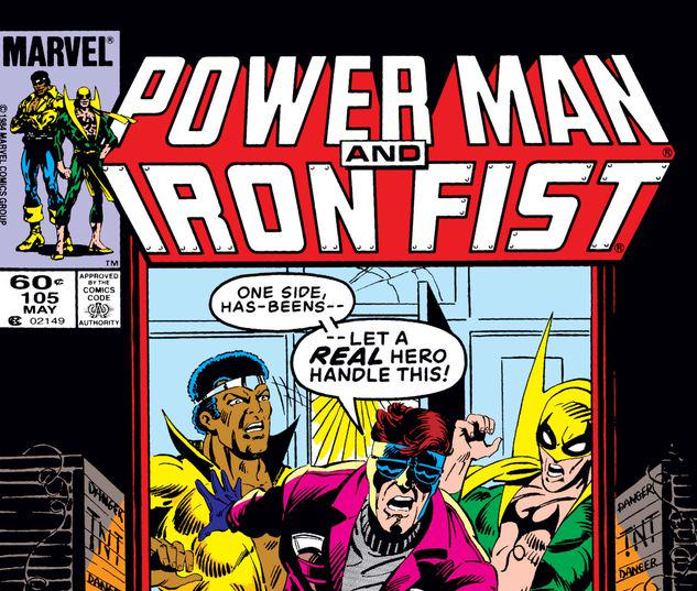Power Man and Iron Fist #105