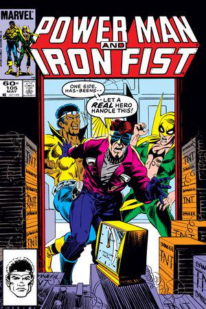 Power Man and Iron Fist (1978) #105