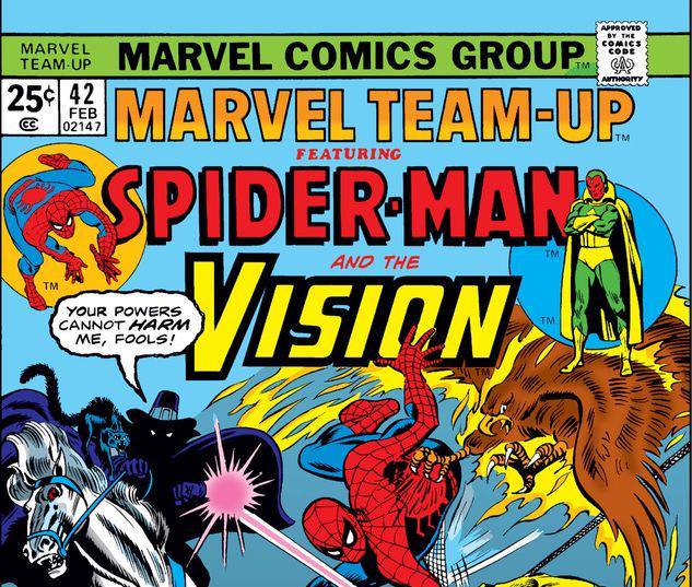 Marvel Team-Up #42