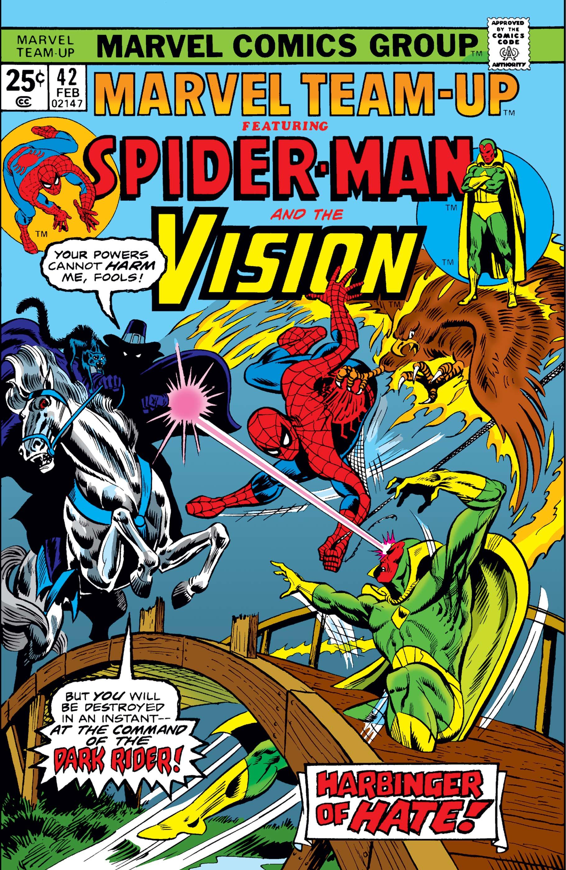 Marvel Team-Up (1972) #42