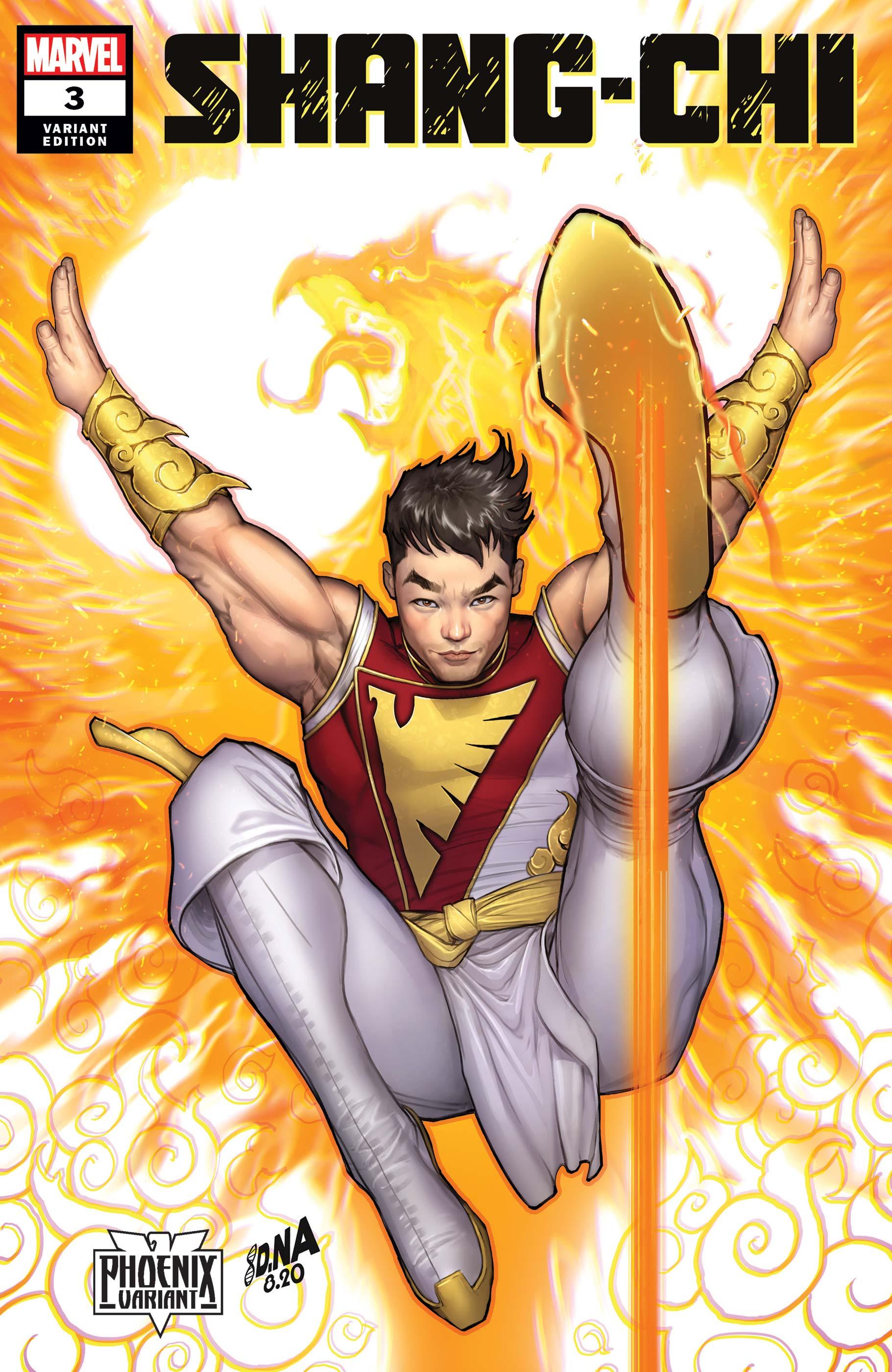 Shang-Chi (2020) #3 (Variant)