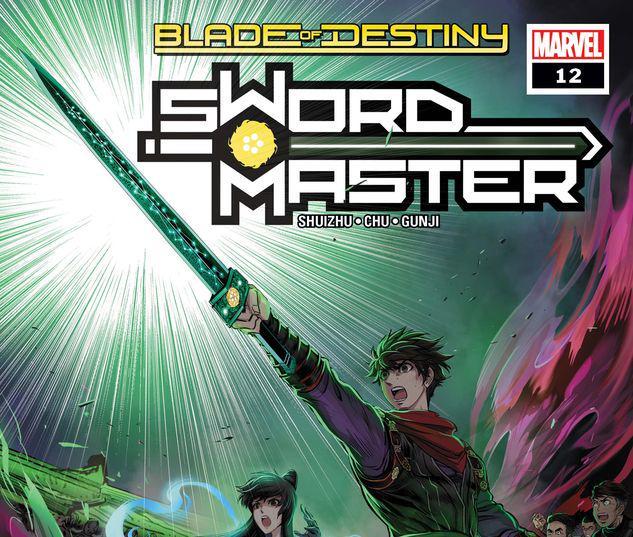Sword Master #12