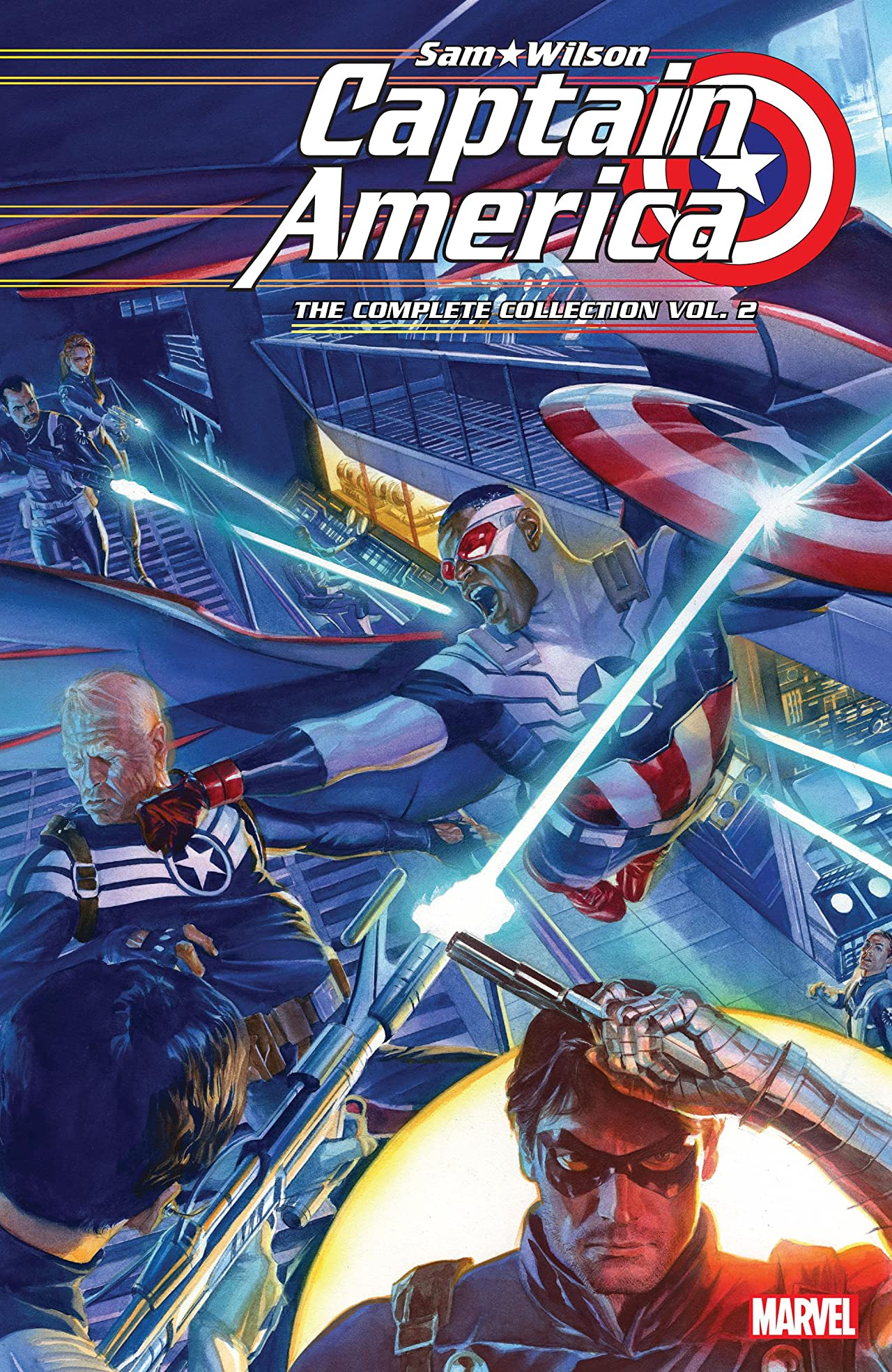 Captain America: Sam Wilson - The Complete Collection Vol. 2 (Trade Paperback)