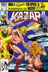 Ka-Zar the Savage #8
