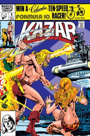 Ka-Zar (1981) #8