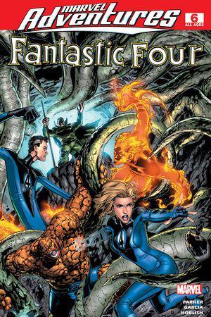 Marvel Adventures Fantastic Four (2005) #6