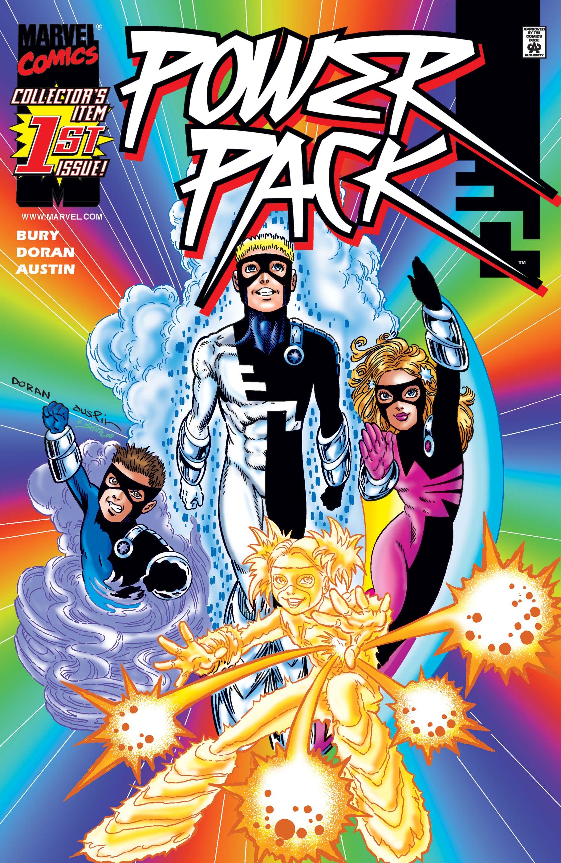 Power Pack (2000) #1