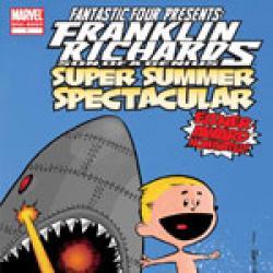 Franklin Richards: Super Summer Spectacular (2006)