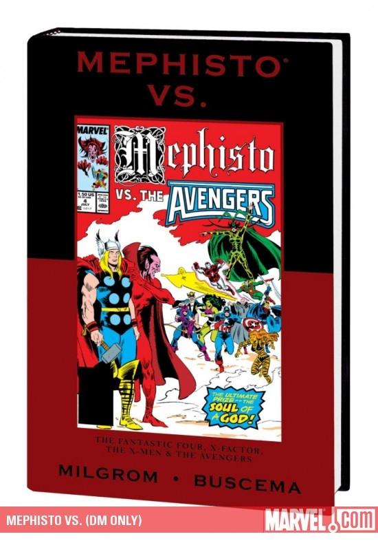 Mephisto Vs. (DM Only) (Hardcover)