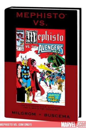 Mephisto Vs. (DM Only) (Hardcover)