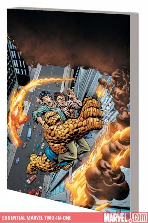 Essential Marvel Two-in-One Vol. 3 (Trade Paperback)