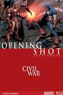 Civil War Sketchbook #0