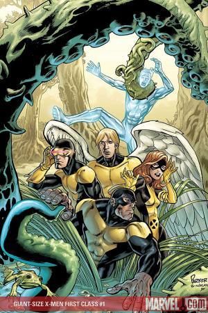 Giant-Size X-Men: First Class (2008)