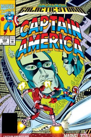 Captain America #399