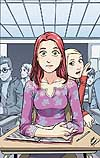 SPIDER-MAN LOVES MARY JANE (2008) #14 COVER