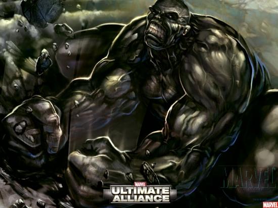 Marvel Ultimate Alliance: Hulk Smash Again