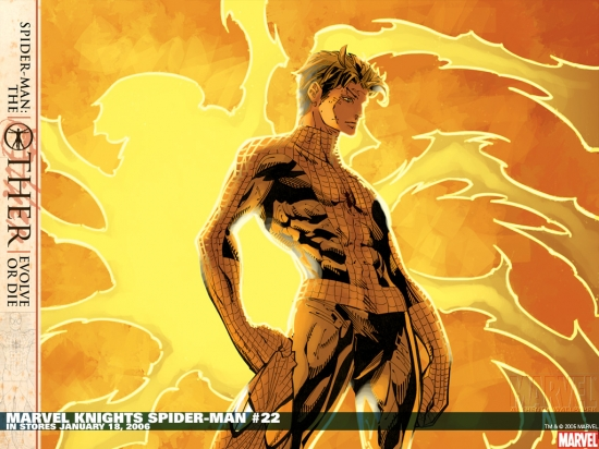 Marvel Knights Spider-Man (2004) #22 Wallpaper