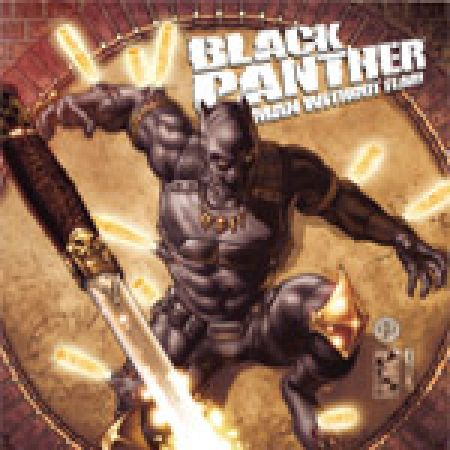 Black Panther The Man Without Fear Sample Cover