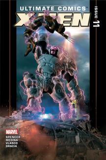 Ultimate Comics X-Men (2010) #11