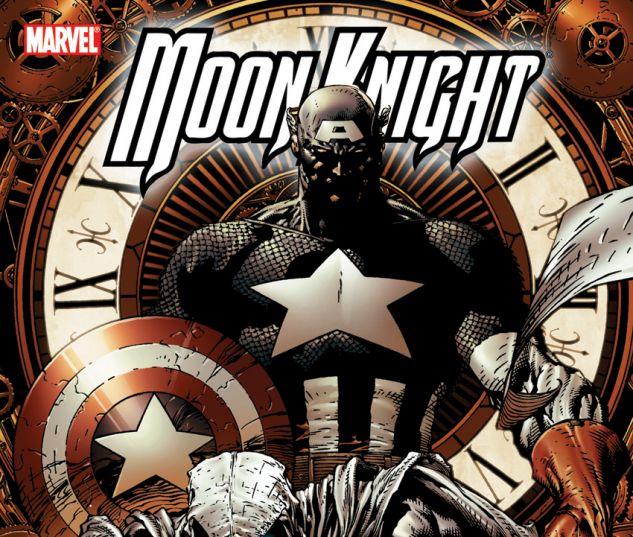 Moon Knight Vol. 2: Midnight Sun (2008) TPB