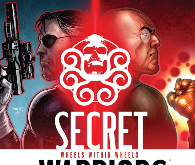 Secret Warriors (2008) #26