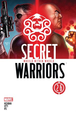 Secret Warriors (2009) #26