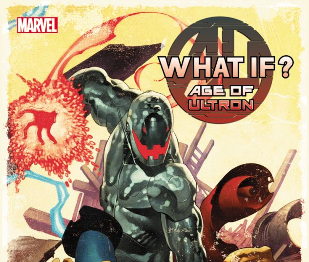 WHAT IF? AGE OF ULTRON 3 (WITH DIGITAL CODE)