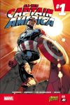 ALL-NEW CAPTAIN AMERICA 1 (WITH DIGITAL CODE)