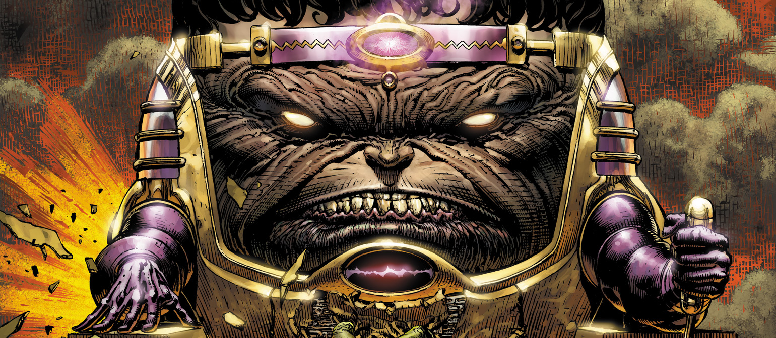 M.O.D.O.K. | Villain | Marvel Comic Reading Lists