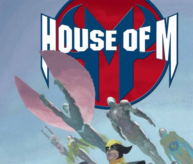 True Believers: House of M (2015) #1