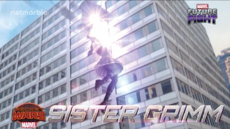 Sister Grimm Joins the World of Marvel Future Fi