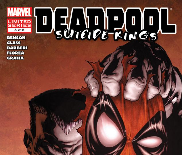 Deadpool: Suicide Kings (2009) #5