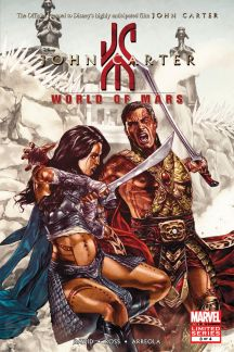 John Carter: The World of Mars #3