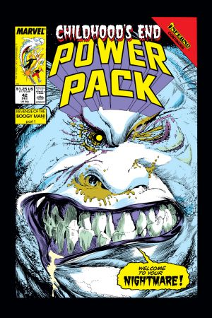 Power Pack (1984) #42