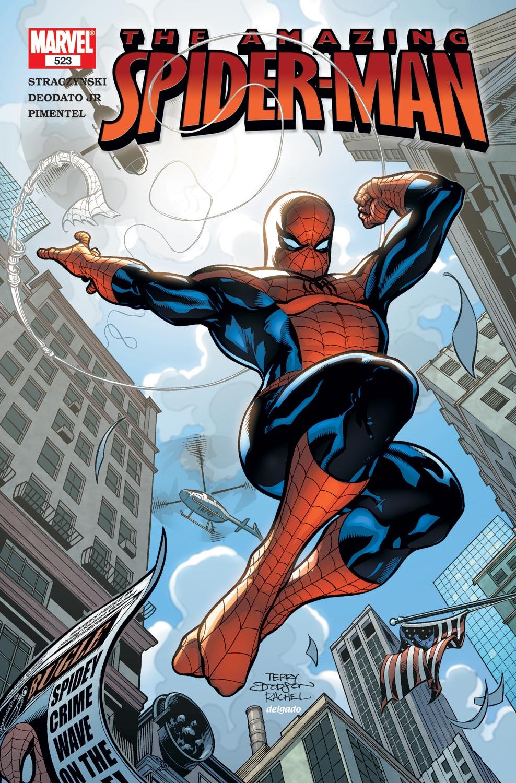 Amazing Spider-Man (1999) #523