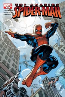 Amazing Spider-Man #523