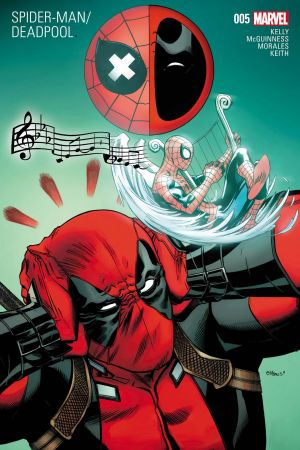 Spider-Man/Deadpool (2016) #5