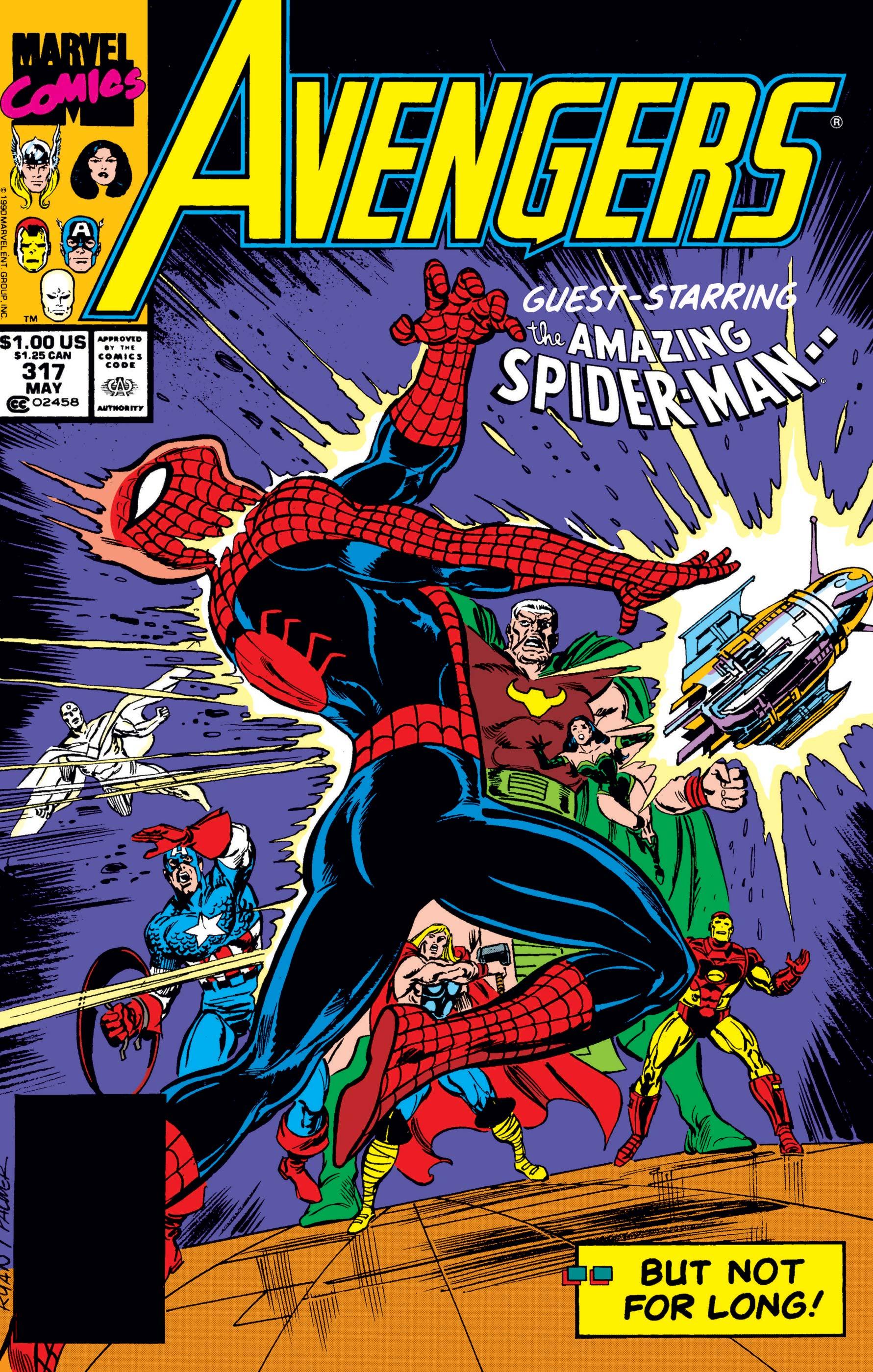 Avengers (1963) #317