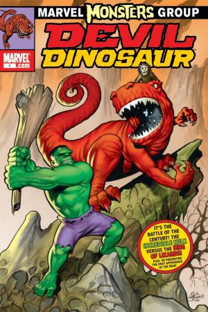 Marvel Monsters (Hardcover)