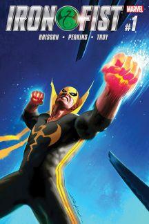 Iron Fist (2017) #1