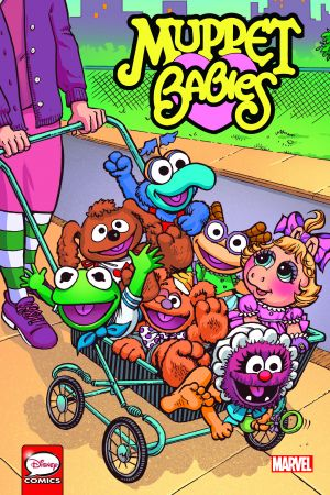 Muppet Babies (Hardcover)