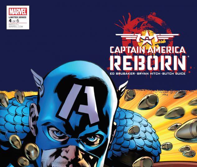 Captain America: Reborn (2009) #4