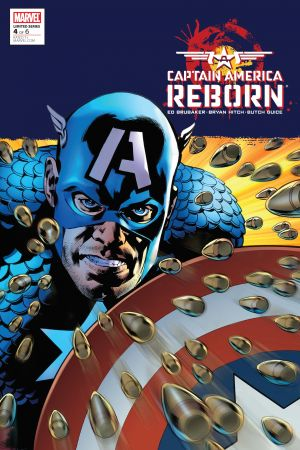 Captain America: Reborn #4