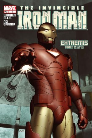 The Invincible Iron Man #2