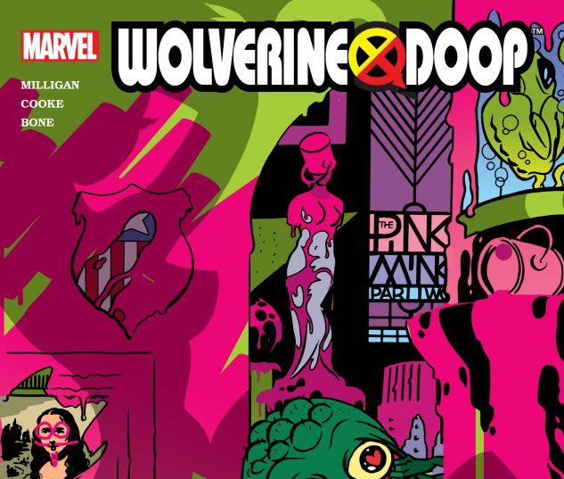 Wolverine/Doop (2003) #2
