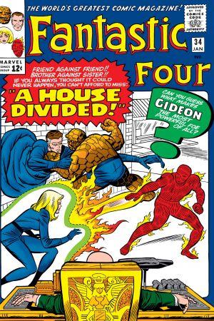 Fantastic Four (1961) #34
