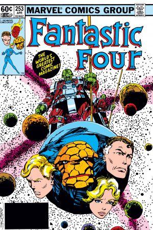Fantastic Four #253