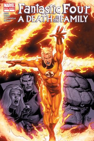 Fantastic Four: A Death in the Family #1