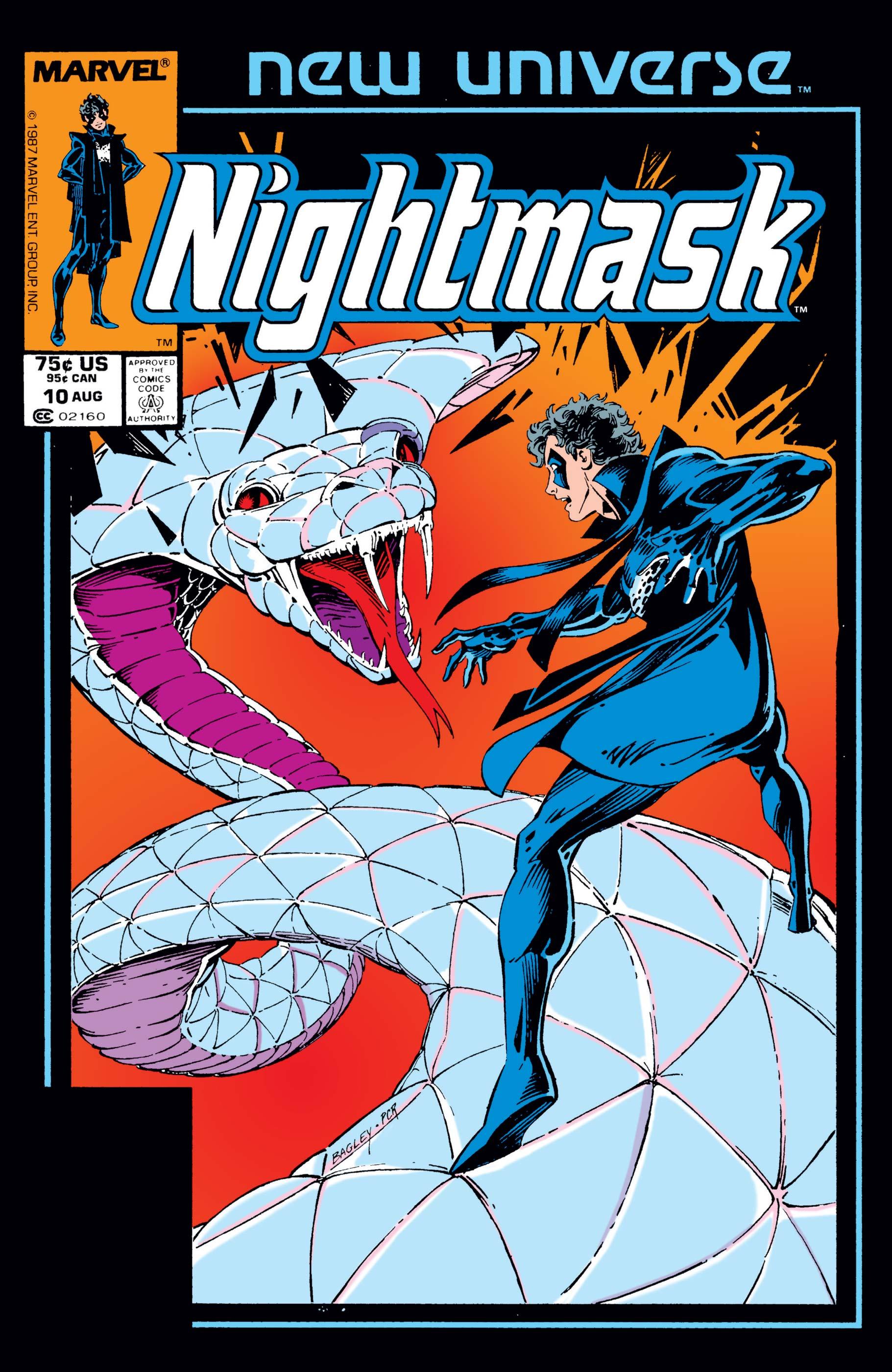 Nightmask (1986) #10