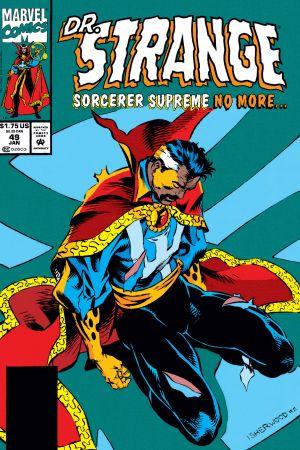 Doctor Strange, Sorcerer Supreme (1988) #49